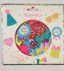 Sticker Flakes 48 Pcs Party Picapirica Q Lia Scrapbooking Stationary Planner