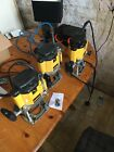 Dewalt 625e Router Spares Or Repair job lot