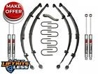 Skyjacker J32K M 2 Lift Kit w M95 Shocks for 1955 1975 Jeep CJ5 CJ6 Gas
