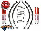 Skyjacker J32K N 2 Lift Kit w Nitro Shocks for 1955 1975 Jeep CJ5 CJ6 Gas