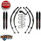 Skyjacker 35 Lift Kit w Black Max Shocks for 1976 1983 Jeep CJ5 1976 86 CJ7