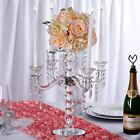 15 Gemcut Glass Candelabra Votive Candle Holder With Crystal Chains 1 PCS