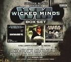 WICKED MINDS - Wicked Minds Boxset - 4 CD - **BRAND NEW/STILL SEALED** - RARE