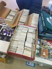 Sports Card Collection, Thousands of Cards and Autograph memorabilia