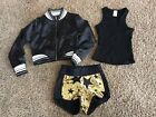 weissman Hip Hop dance costume And Urban Groove Jacket Size small child