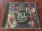 Rare G-FUNK Nu Identity Compilation Level One CD Cam Ready Rocc Lord Ace Tommy T