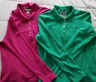 Lilly Pulitzer polo medium Pink and Green 2x1