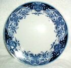 Lovely Old Royal Doulton Flow Blue Plate -- MATSUMAI ......#3