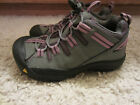 KEEN purple gray shoes size youth 2