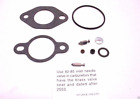 Kohler 12 757 01 S Carburetor Repair Kit