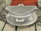 Gravy Boat with Attached Under-plate by Kaiser West Germany
