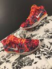 NIKE FREE 50 TR FIT 4 PRINT WMNS RUNNING SHOES MULTI COLOR 629832 600 SZ 7
