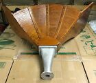 Vintage Plywood 4 cell horn for Altec western electric 555 802 713 Handcrafted