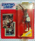 1993 KENNER Starting Lineup SHAQUILLE O'NEAL WITH EXCLUSIVE TOPPS CARD NIP MINT