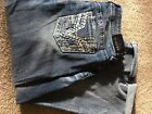 Vigoss Jeans lot of 4 pair of super cute jeans and crop jeans Size 15 16