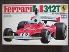 TAMIYA Ferrari 312T 1/12 Big Scale Series Model Kit  #12019