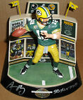 Aaron Rodgers Rookie Cards Checklist and Autographed Memorabilia 59