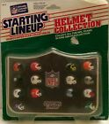 (TAS010670) - 1989 Kenner Starting Lineup NFL Mini Helmet Collection