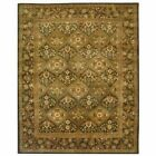 Hand-Tufted Antiquity OLIVE Wool Area Rug 8' 3 x 11'