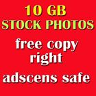STOCK PHOTOS AND IMAGES ADSENS SAFE ACCEPTED+bonus 10GB PLR products