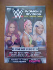 2017 Topps WWE Women's Division Blaster Box w Auto KISS RELIC Medallion HOT Pack