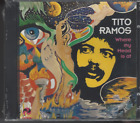 Mega RARE Fania FIRST PRESSING  Tito Ramos WHERE MY HEAD IS AT let me tell you