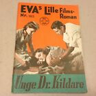Young Dr Kildare Barrymore Ayres 1939 Danish Movie Novel EVA Lille Filmsroman