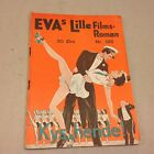 Kyss henne Ericson Sderblom Vtg 1941 Danish Movie Novel EVA Lille Filmroman