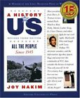 ALL PEOPLE SINCE 1945 A HISTORY OF US BOOK 10 By Hakim Joy BRAND NEW
