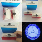 2PCS X204 GLK W169 W168 W245 For BENZ LOGO DOOR PANEL LED PROJECTOR LIGHT