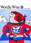 WORDLY WISE B Excellent Condition