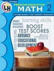 PREMUIM EDUCATION WORKBOOKS MATH GRADE 2 By Learning Horizons Excellent