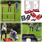 Outdoor Game Set 3in1 Toss Combo Cornhole Backyard Yard Lawn Kid Adult Party New