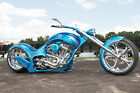 2017 Custom Built Motorcycles Chopper Radical Model Custom Harley Davidson factory title NADA listed