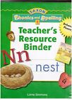 SAXON PHONICS SPELLING 1 TEACHER RESOURCE BINDER BRAND NEW