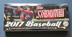 2017 Topps Stadium Club Baseball Sealed Hobby Box with Priority Free Shipping