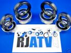 Arctic Cat DVX300 2009-2015 Both Front Wheel Bearings & Seals