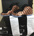 Nike Little Posite One Copper GS 644791 004 AUTHENTIC