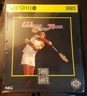 TurboGrafx 16 World Court Tennis, New and Sealed!!!!
