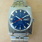 Duxot Automatic Day-Date NOS New Vintage Mechanical Watch sixties Swiss Made