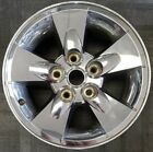 17 MITSUBISHI RAIDER CHROME CLAD ALLOY WHEEL RIM 17x8 2006 2008