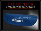 SUZUKI DR650RS 1990-1995 DR650RSE 1991 1992 1993 1994 1995 SEAT COVER [SSLTS]