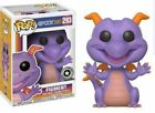 Disney World Epcot 35th Anniversary Funko Figment Pop 293 Vinyl SOLD OUT NEW