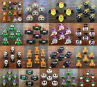 DIY 5 25 50pcs Halloween Flatback Resin Cabochon Scrapbooking Crafts