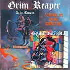 GRIM REAPER - See You In Hell/fear No Evil - CD - Import - **NEW/ STILL SEALED**