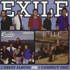 EXILE - Kentucky Hearts / Shelter From Night - CD - Import - *NEW/STILL SEALED*