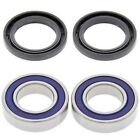 Suzuki RM125 1996-2000 Front Wheel Bearings And Seals Kit RM 125