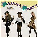 PAJAMA PARTY - Up All Night - CD - Import - **BRAND NEW/STILL SEALED** - RARE