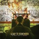 A DAY TO REMEMBER - And Their Name Was Treason - CD - Import - **Excellent**
