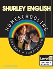 SHURLEY ENGLISH GRAMMAR AND COMPOSITION LEVEL 1 TEACHERS MANUAL Excellent